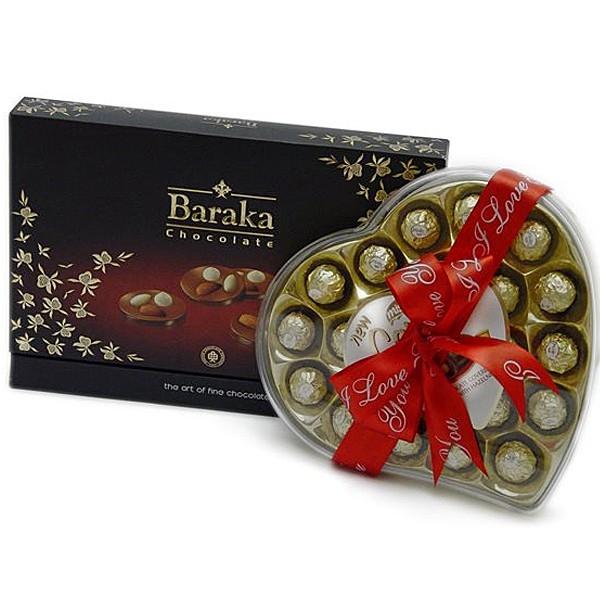قیمت فروش شکلات باراکا