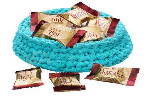 فروش عمده شکلات باراکا