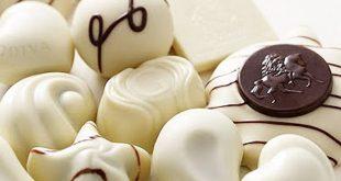 شکلات سفید خوب