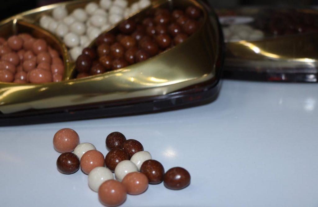 شکلات دراژه