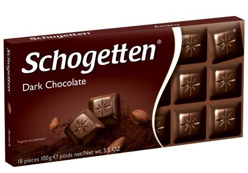 شکلات تلخ صنعتی