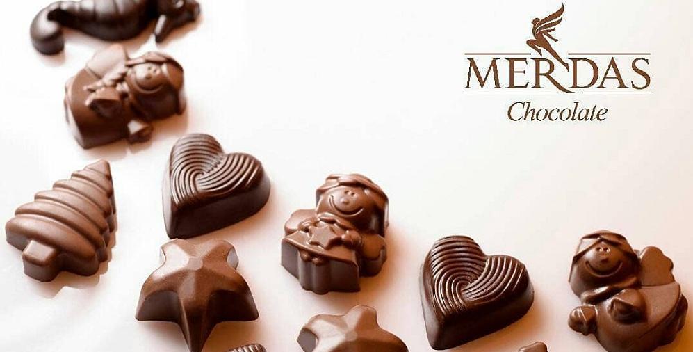 خرید شکلات مرداس