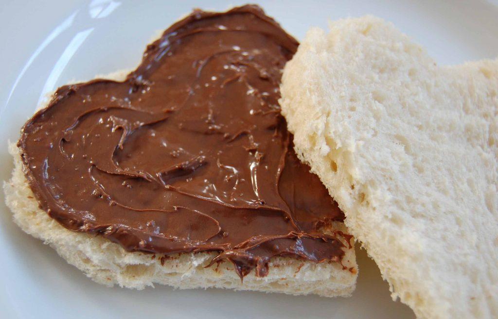 شکلات صبحانه خوشمزه