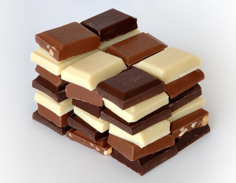 شکلات کره ای