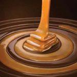 شکلات کاراملی خانگی