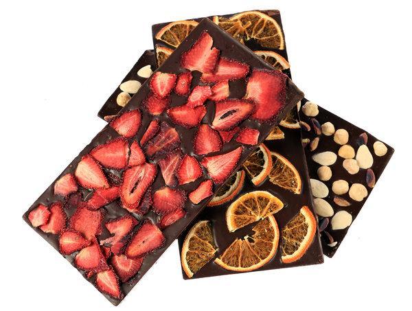 شکلات میوه ای