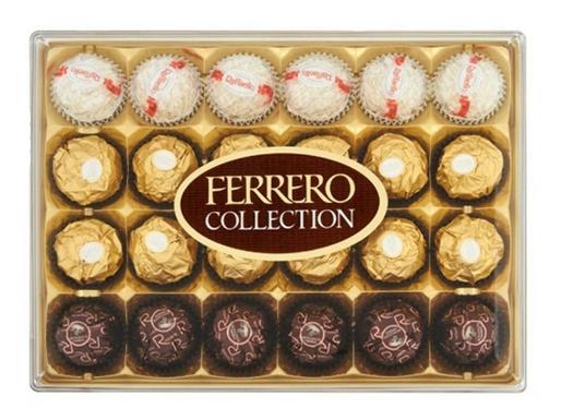 شکلات پذیرایی کوچک