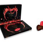 شکلات تلخ پذیرایی