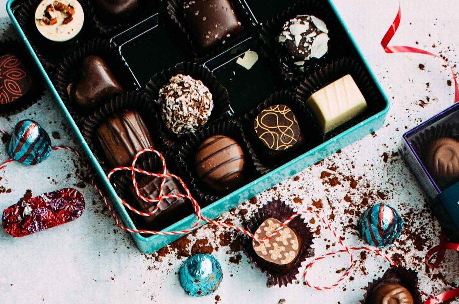 قیمت شکلات پذیرای