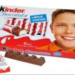 شکلات پذیرایی کیندر