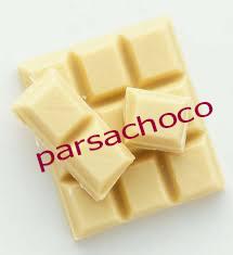 شکلات سفید تخته ای