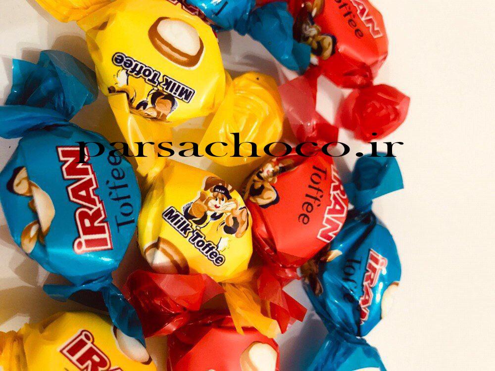 قیمت شکلات تافی